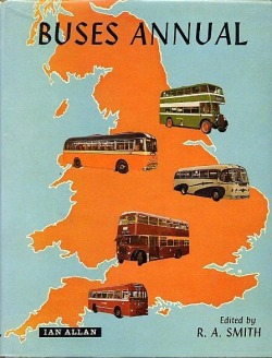 bookorithms:  Buses Annual 1964 - I honestly don't know what to say about this.