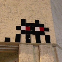 More invaders. #miami #streetart