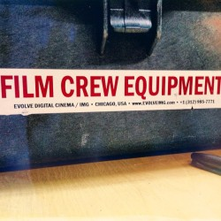 It's really happening! @bwong858 #evolvedigitalcinema #production #video #camera #red #film #crew #phantomhd #nationalgeographic #bts #equipment #sandiego #california  (at Pixel Productions)