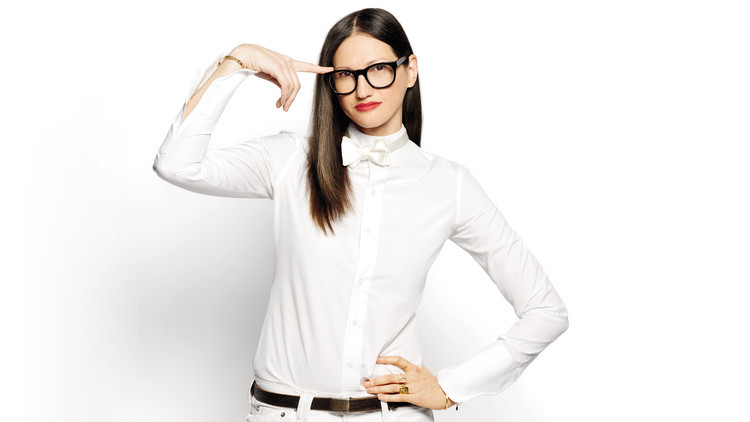 Brilliant article about Jenna Lyons and how she changed the direction of J.Crew.