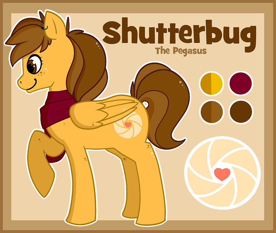 Updated the pelt colour of my ponysona to make it less of an eyesore; edited her cutie mark colours, too. 8U