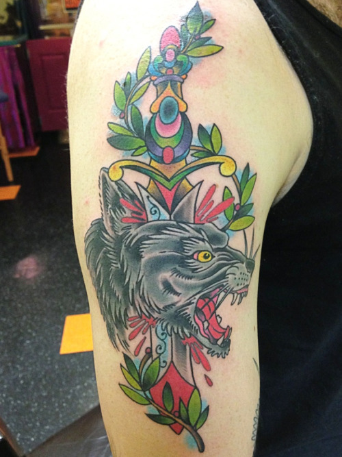 fun wolf/dagger combo today