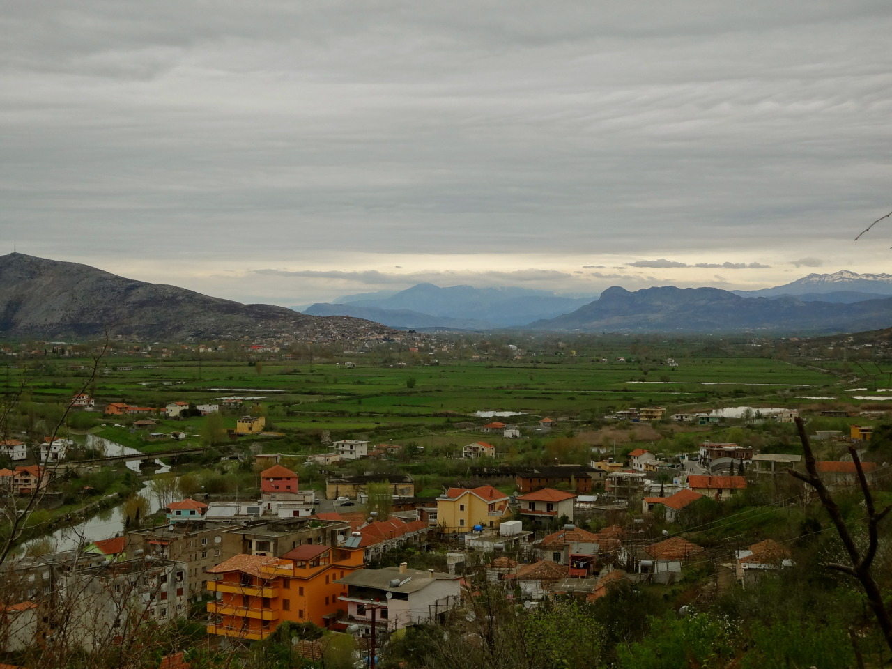 Lezha. April, 2013.