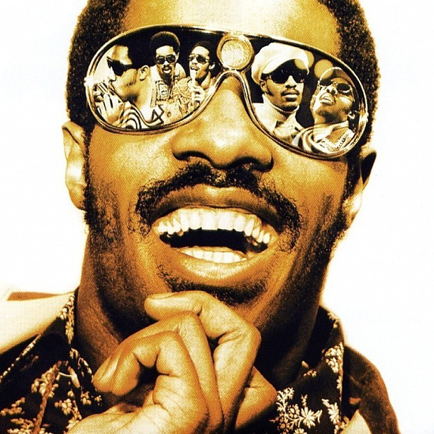 Happy Birthday Mr. Wonder! #stevie #happybirthday