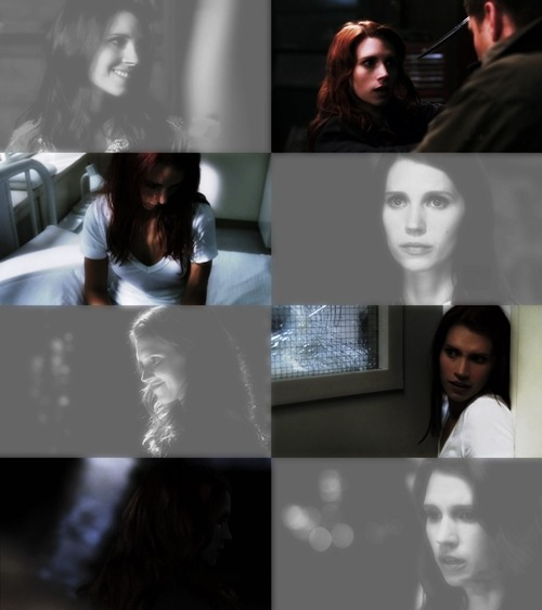 "deanprayedtocas:  8/∞ supernatural characters  → Anna Milton ""I was stationed on Earth, two thousand years. Just… watching. Silent, invisible… out on the road, sick for home, waiting on orders from an unknowable Father I can't begin to understand."""