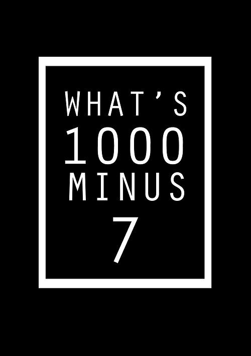 1000/7