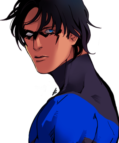 nightwing by ~buku2