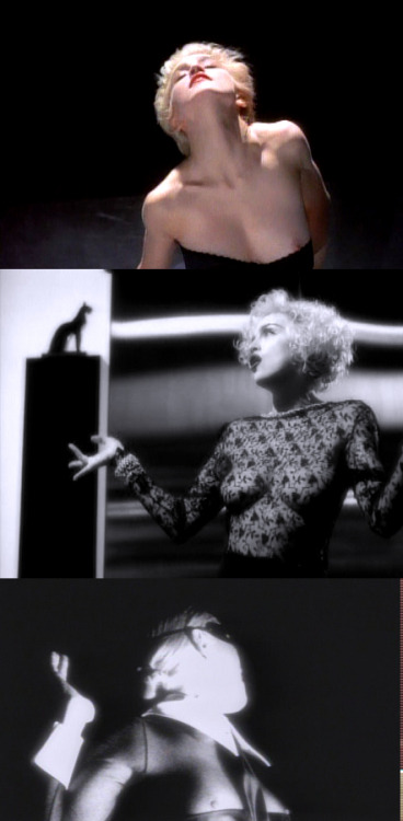 #Madonna's Nipple Flashes Throughout the Golden Years of @MTV