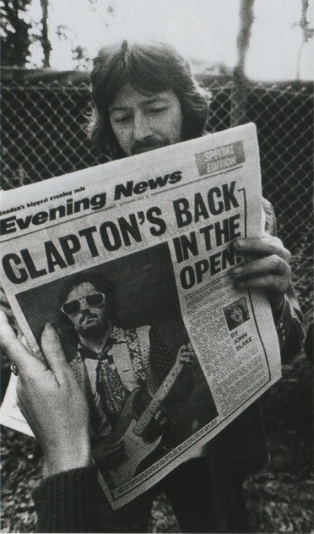 eric clapton guitarist slowhand clapton is god clapton is back