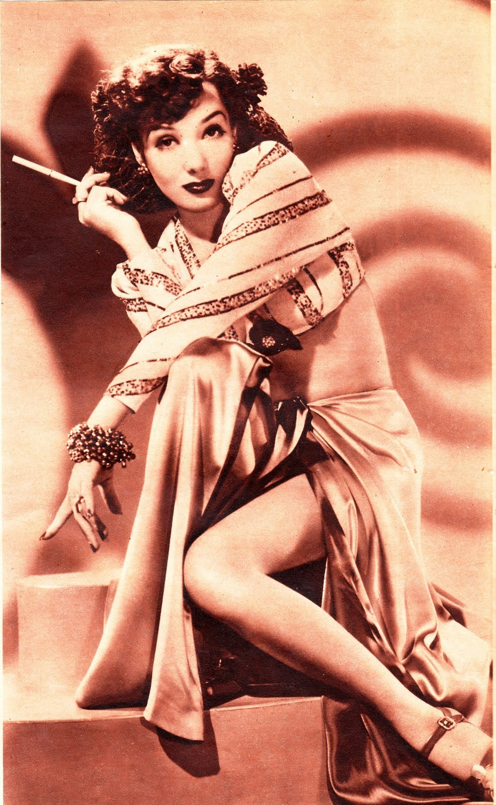 retrogasm:  Happy Cinco de Mayo Lupe Velez