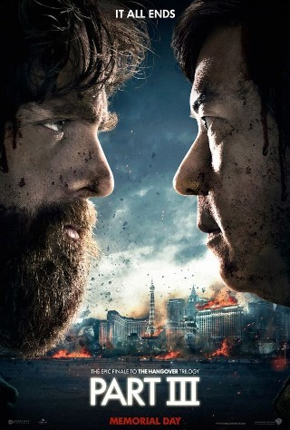 I'm watching The Hangover Part III                        20 others are also watching.               The Hangover Part III on GetGlue.com