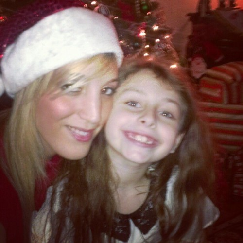 Me and my princess :) #pupa #Christmas