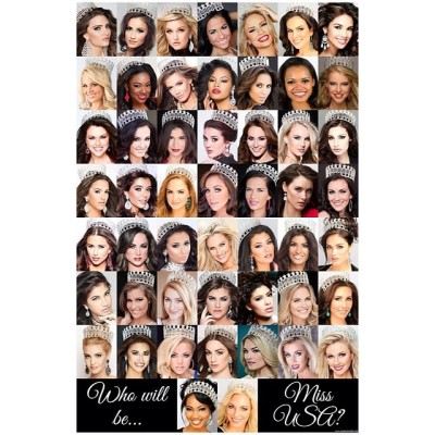 I have just one question… WHO WILL BE MISS USA 2014?! Don't forget to like Pageant Update on FB & visit #