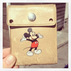 Takes me back. #nostalgia #disney #mickeymouse #vintage