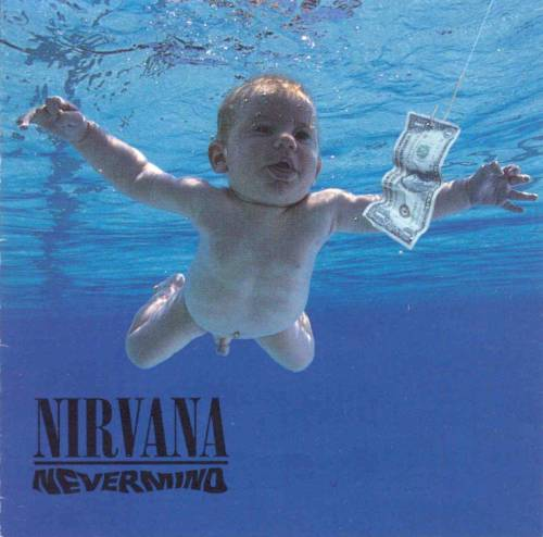On this day in 1991, Nirvana released their second album, Nevermind.
