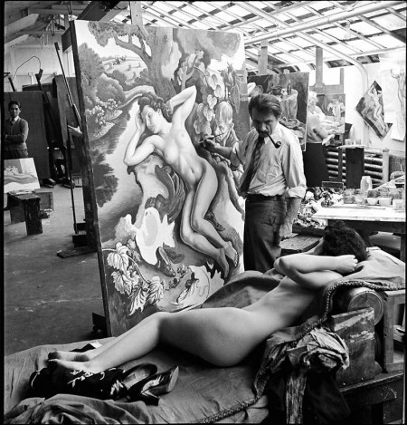 Thomas Hart Benton  © Alfred Eisenstaedt/Time & Life Pictures/Getty Images