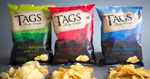 Tags Tasty Crisps from former Seabrook MD