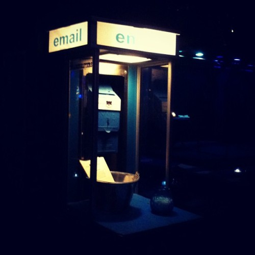 #emailbooth (at Highway 99 Blues Club)