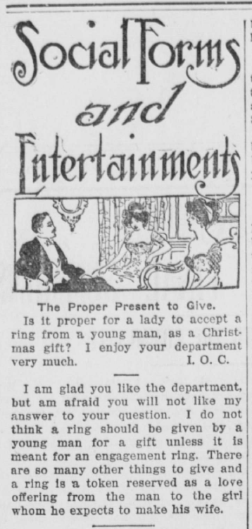 ~ Sausalito News, March 8, 1913via California Digital Newspaper Collection
