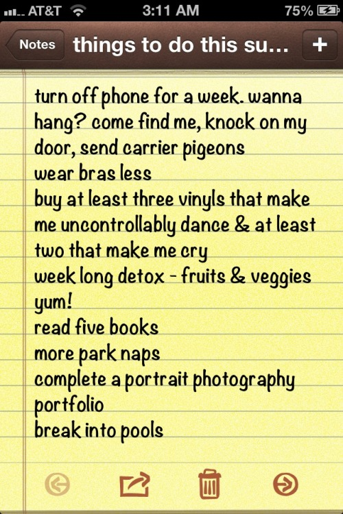 things to do this summer, yus