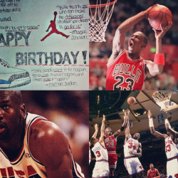 Happy Birthday MJ !