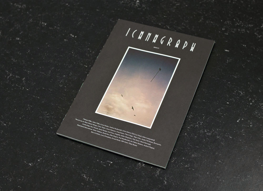 Iconograph Magazine #2 Design Director & Contributing Editor