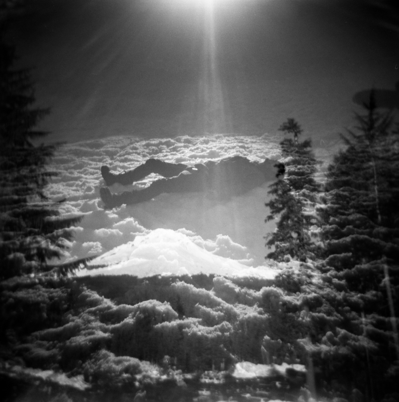 Hoorayyyy!!! This Holga photo of mine was featured on the Film is God Tumblr!