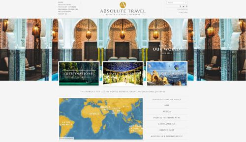 absolutetraveltours:  Absolute Travel is proud to unveil our beautiful new website! Enjoy!