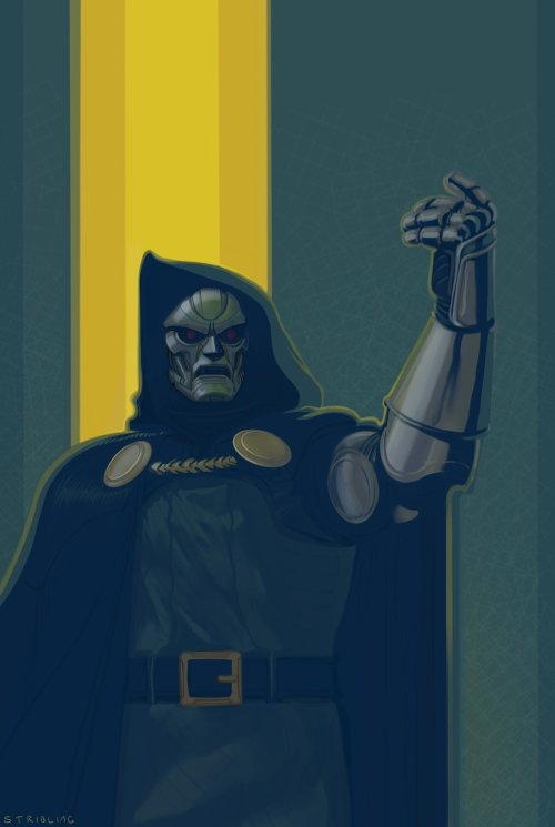 lulubonanza:  Doom by *strib