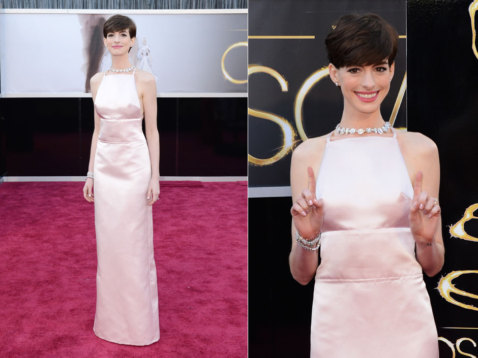nparts:  Hey, how does everyone feel about Anne Hathaway's nipple dress? (Jason Merritt/Getty Images) More: http://natpo.st/XzvSrs