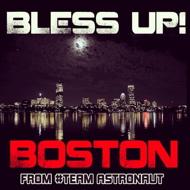Bless Up! Boston