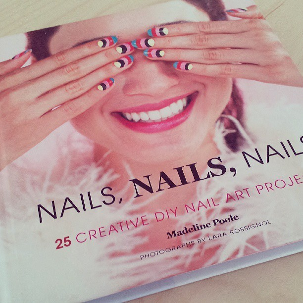 @mpnails So sad I didn't get to see you today. I got to check out your book, which is amazing! Congrats doll!