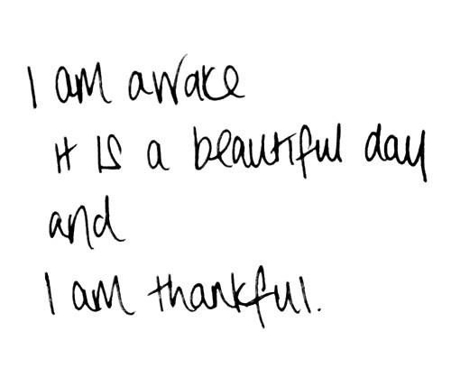 thepreppyyogini:  I am thankful.