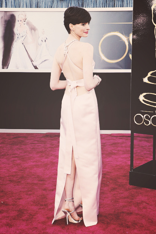 tifferini:  85th Academy Awards - Anne Hathaway