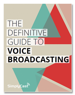 The Definitive Guide To Voice Broadcasting. Share with your friends.