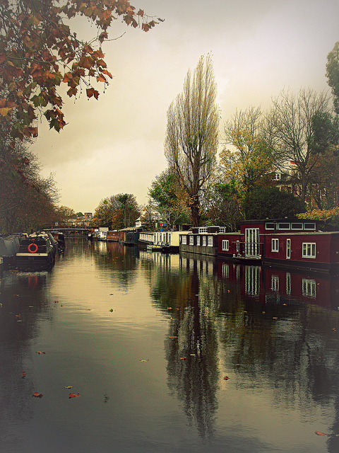 allthingseurope:  London- Little Venice (by sandy2541)
