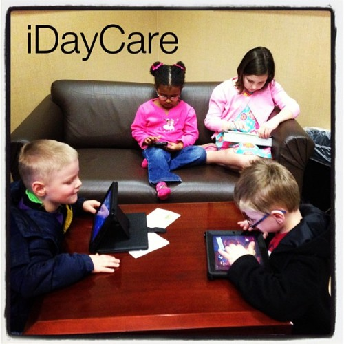 iDayCare #madewithOver #textography @madewithOver (at Journey Community of Grace Church)