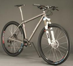 Strong Frames Custom Blend Titanium 29er