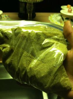 sun-flowchild:  maryjaneside4s:  myding-a-ling:  3.2 ounces of kief.  I'm actually crying.  dead
