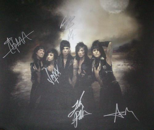 Signed BVB poster is still for sale! If you're at all interested email me! FlwrAeris@hotmail.com