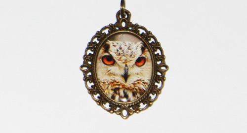 Owl Necklacehttps://www.etsy.com/listing/122924175/owl-necklace