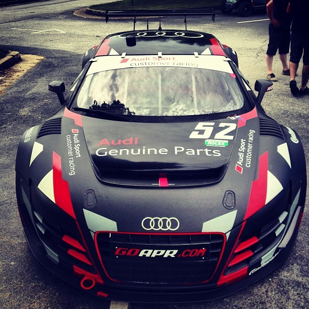 #r8 #audi #alms #lemans #apr #sowo  (at Helendorf River Inn and Conference Center)