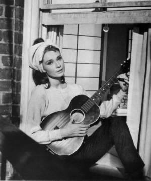Moon river, wider than a mileI'm crossing you in style some dayOh, dream maker, you heart breakerWherever you're goin', i'm goin' your way…..