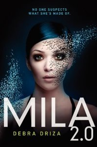 Place a hold here. Sixteen-year-old Mila discovers she is not who—or what—she thought she was, which causes her to run from both the CIA and a rogue intelligence group.
