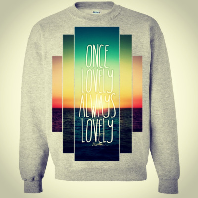 Buy this LOVELY crew neck for only $30 ;) for a limited time at first http://firstimpression.bigcartel.com