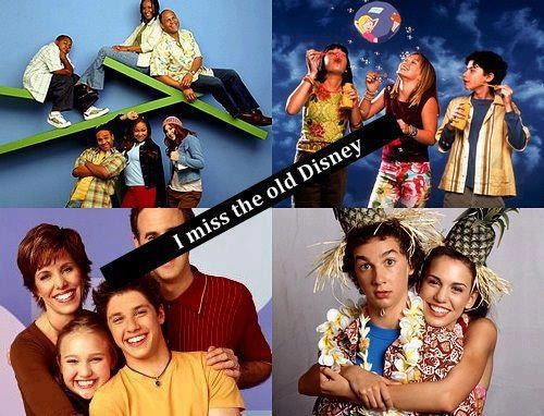 Who remembers the Old Disney Channel? Even Stevens, Lizzie McGuire, etc. Checkout the Best Original Disney Channel Shows HERE. #6 was my favorite: