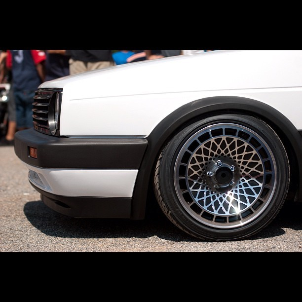 This wheel. Name it… #vagfair #vag #yorkpa #wheels #vw #volkswagen #mk2 #wheelwednesday