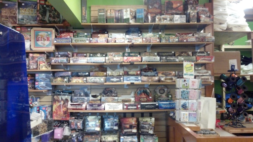 Toy store in Wyoming which seems to be carrying every set.  This must be Heaven.