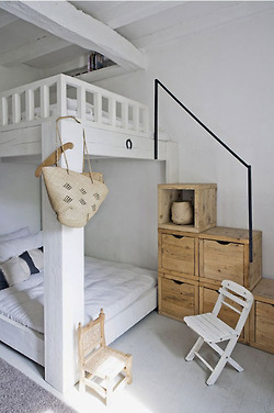 thecozybedroom:  Ordiri | Ideas for small bedrooms. Go and check out… | via Tumblr on We Heart It