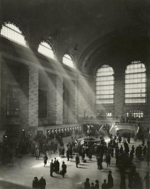 Today, on February 2, 1913, Grand Central Terminal was opened to the public, making it 100 years old…Happy Centennial!!